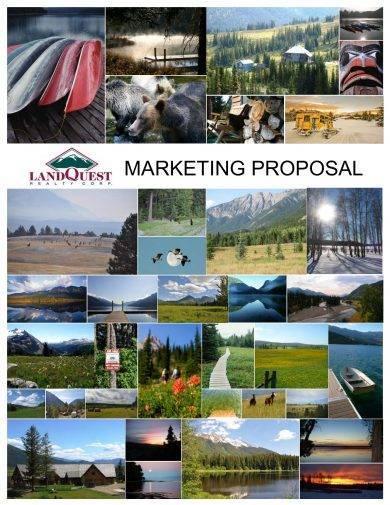 real estate marketing campaign proposal