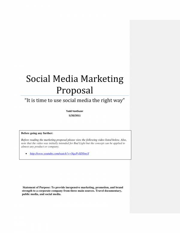 social media marketing proposal template 01