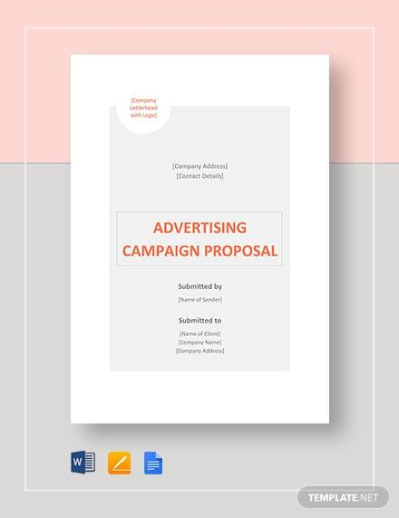 campaign proposal template1