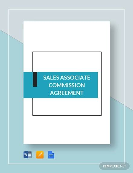 commission agreement template1