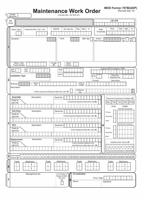 maintenance service work order template 01
