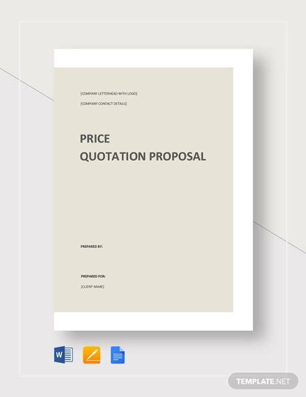 quotation proposal template1