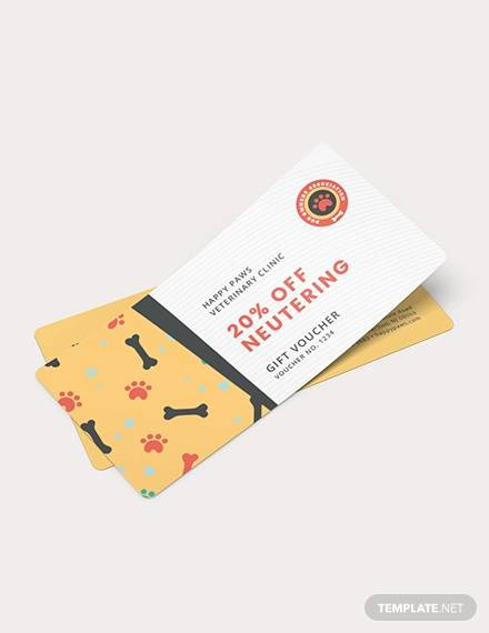 editable gift voucher template