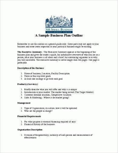 network marketing business plan sample template