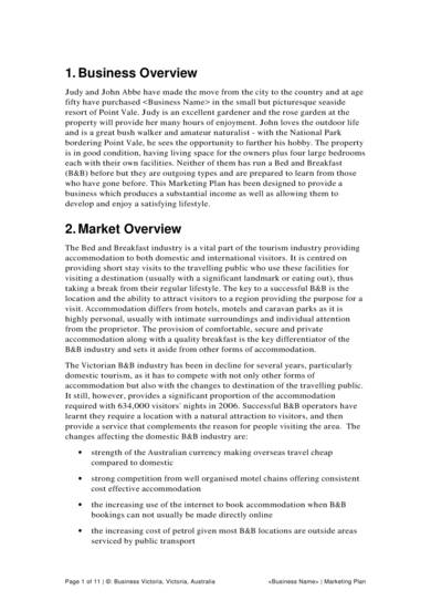 music business marketing plan template 03