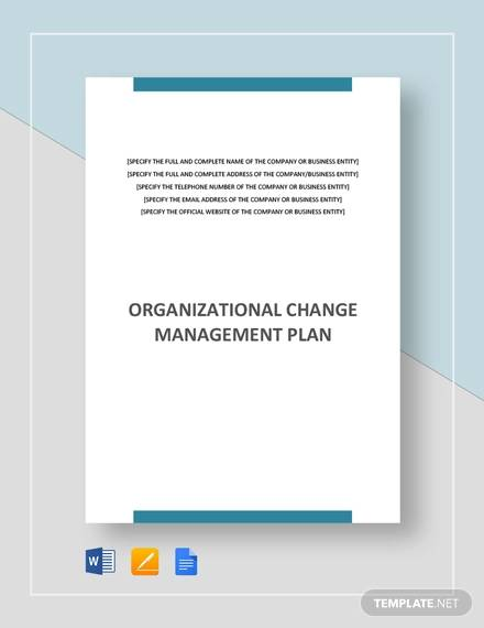 Companies Going Through Organizational Change 2019