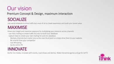 proposal for digital marketing strategy