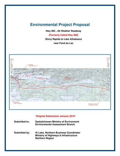 sample environmental project proposal template 01