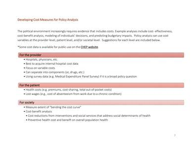 sample policy analysis toolkit and template 08