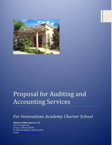 sample proposal for auditing and accounting services 01