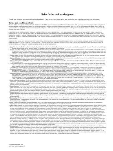 printable sales order acknowledgment sample
