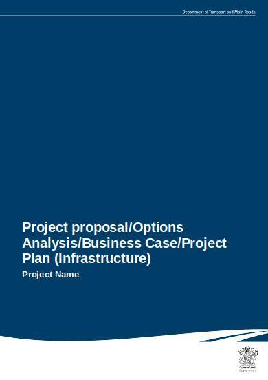 engineering infrastructure proposal template