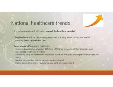 healthcare marketing strategic plan sample