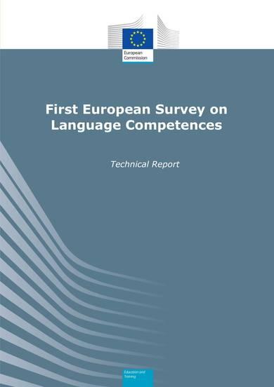 language survey technical report sample