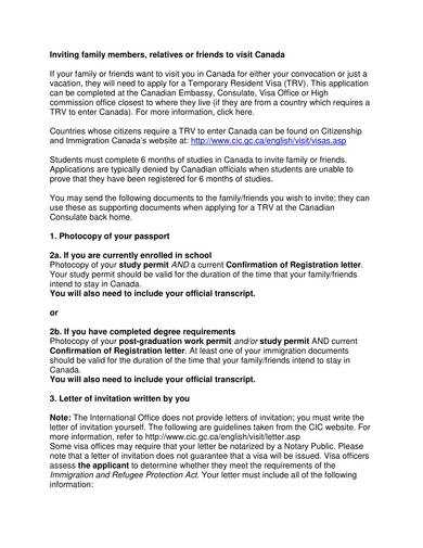 free 9  immigration reference letter samples in pdf