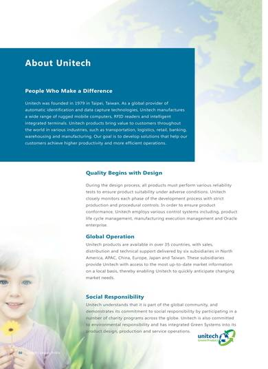 business software company profile sample