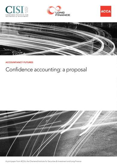 confidence accounting proposal sample