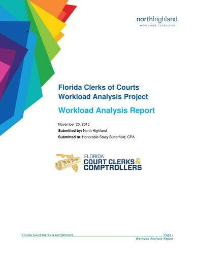 courts workload analysis report sample 01