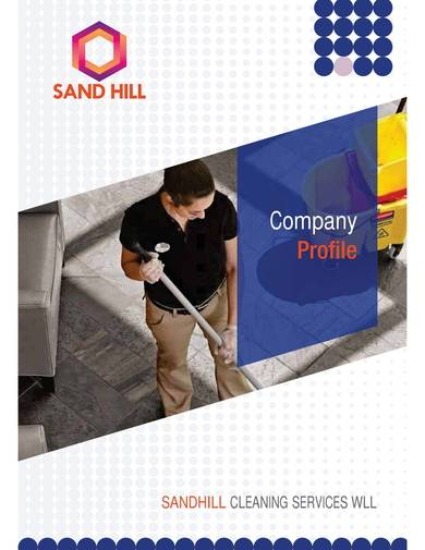 first rate cleaning company profile sample