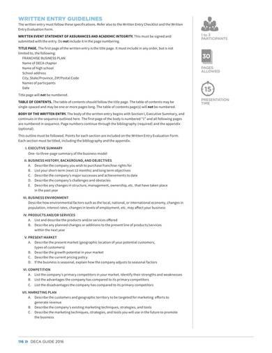 franchise business proposal sample