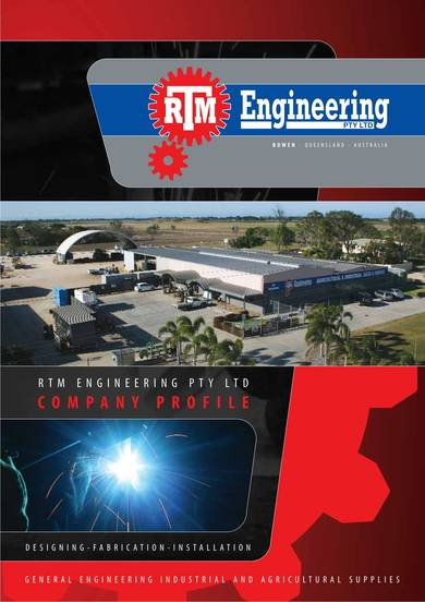 general engineering company profile sample