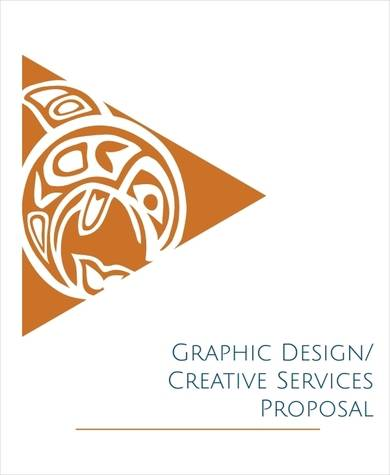graphic design and creative services proposal sample