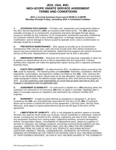preventive maintenance service contract sample