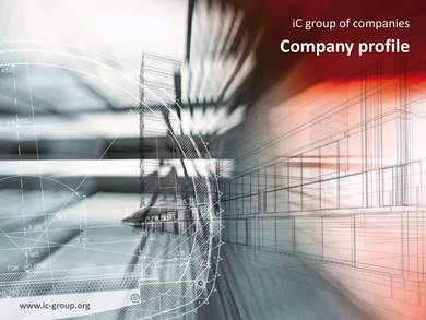 sample engineering company profile presentation 01