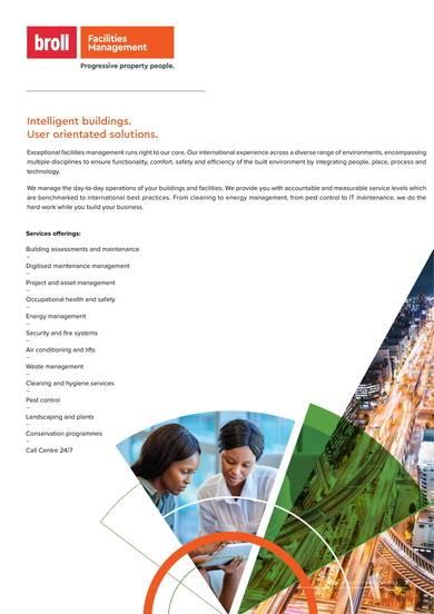 sample real estate company corporate profile