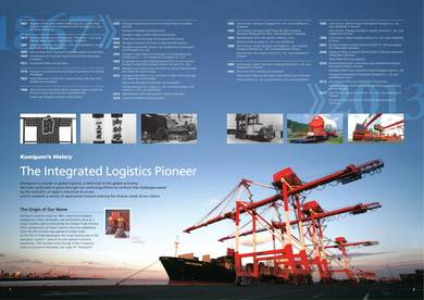transportation company corporate profile sample