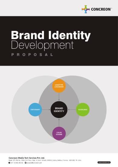 branding development proposal sample