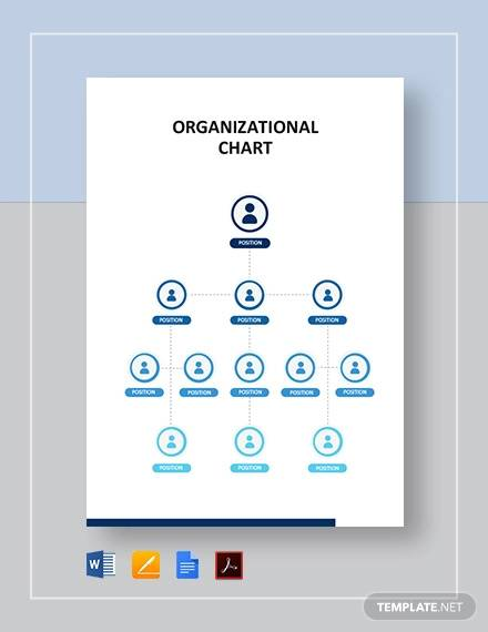 Free 52 Sample Organizational Chart Templates In Pdf Ppt Ms Word Google Docs Pages