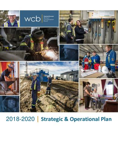 strategic and operational plan