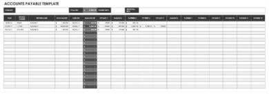 accounts payable sample1