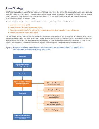 behaviour management strategy sample