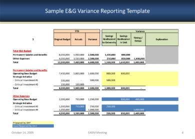 budget analysis worksheet sample1