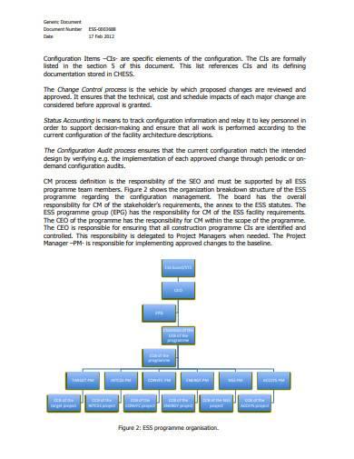 configuration management plan example