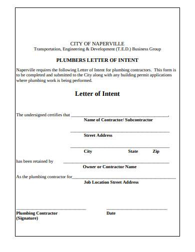 contractor-letter-of-intent-sample