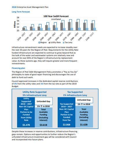 enterprise asset management plan in pdf