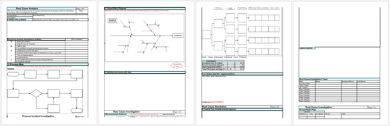 in depth root cause analysis worksheet sample
