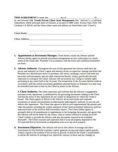investment-management-services-agreement-template
