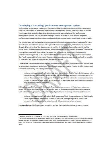performance management work plan in pdf