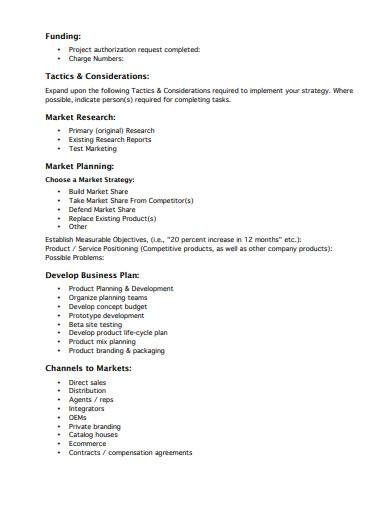 project management checklist in pdf