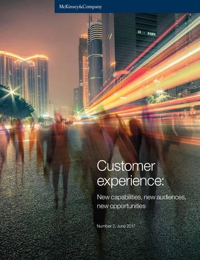 sample customer experience compendium report