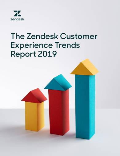 sample customer experience trends report