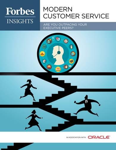 sample modern customer service report