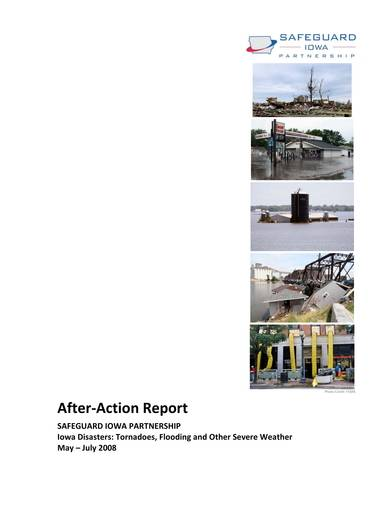 sample safety after action report