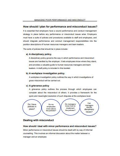 workplace harassment investigation policy template