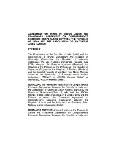 93 page aifta goods agreement in pdf