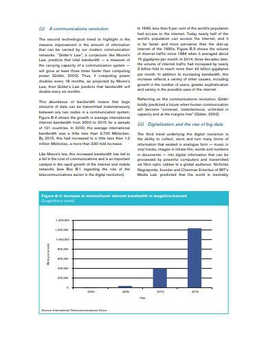 annual retail trade report sample